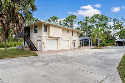 Golden Gate Estates Single Family Home For Sale: 2310 8th St NE