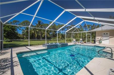 Bonita Springs Single Family Home For Sale: 28360 Meadowlark Ln