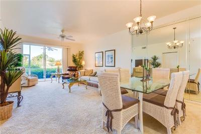 Naples Condo/Townhouse For Sale: 8355 Heritage Links Ct #1612