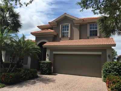 Bonita Springs Single Family Home For Sale: 23644 Via Carino Ln