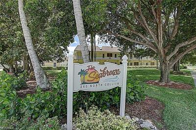 Marco Island Condo/Townhouse For Sale: 240 S Collier Blvd #A-6