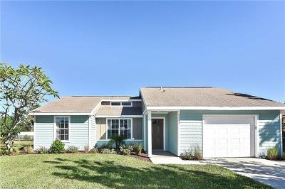 Fort Myers Single Family Home Pending With Contingencies: 7281 Lobelia Rd