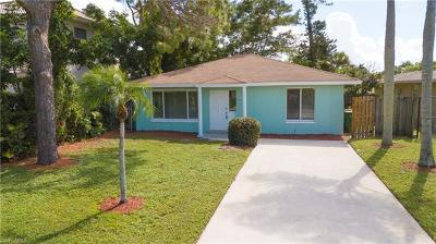 Naples Single Family Home For Sale: 632 102nd Ave N