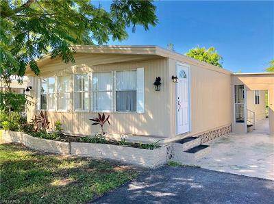 Goodland, Marco Island, Naples, Fort Myers, Lee Mobile/Manufactured For Sale: 237 Cape Sable Dr