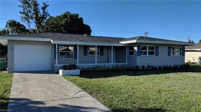 Naples Single Family Home For Sale: 4148 23rd Pl SW