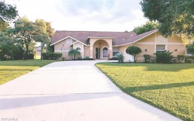 Fort Myers Single Family Home For Sale: 11626 Timberline Cir