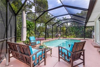 Bonita Springs Single Family Home For Sale: 10291 River Dr