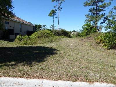 Bonita Springs Residential Lots & Land For Sale: 27070 Serrano Way