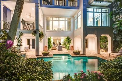 Eleven Hundred Club, Del Mar, Harbour Club, Banyan Club, Banyan Corners, Mansion House, Laurentians, Via Delfino, Naples Casamore Condo/Townhouse Pending With Contingencies: 1760 Gulf Shore Blvd N