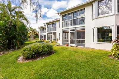 Collier County Condo/Townhouse For Sale: 470 Country Hollow Ct #I-104