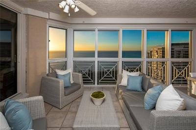 Condo/Townhouse Sold: 4021 Gulf Shore Blvd N #1705
