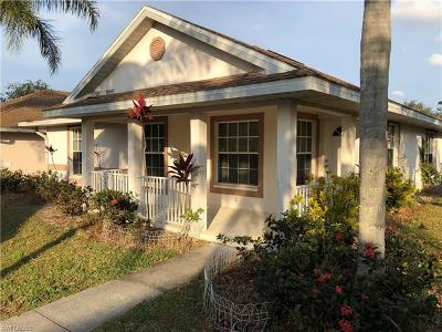 Immokalee Single Family Home For Sale: 1119 Serenity Way