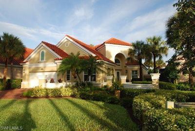 Bonita Springs Single Family Home For Sale: 26320 Siena Dr