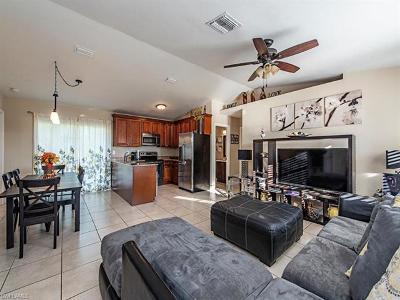 Naples Single Family Home For Sale: 2483 54th Ter SW