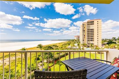 Marco Island Condo/Townhouse For Sale: 58 N Collier Blvd #508