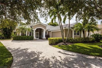 Naples Single Family Home For Sale: 4356 Mistlethrush Ln