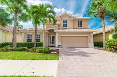 Collier County Single Family Home For Sale: 16200 Parque Ln