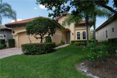 Estero Single Family Home For Sale: 12640 Grandezza Cir