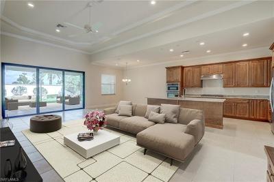 Naples Single Family Home For Sale: 10137 Florence Cir
