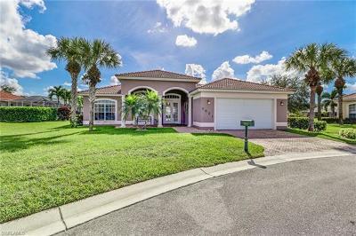 Naples Single Family Home For Sale: 3821 Leighton Ct