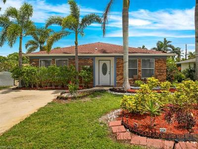 Naples Park Single Family Home For Sale: 755 94th Ave N