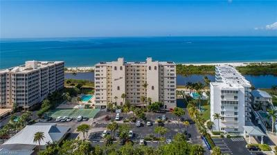 Fort Myers Beach Condo/Townhouse For Sale: 7100 Estero Blvd #503