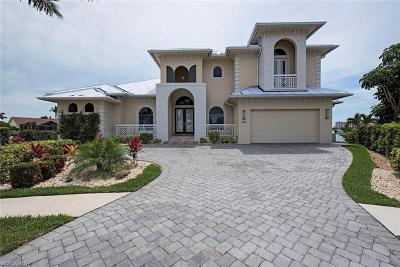 Marco Island FL Single Family Home For Sale: $3,495,000