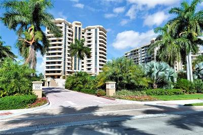 Marco Island Condo/Townhouse For Sale: 220 Collier Blvd SW #703