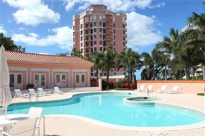 Marco Island Condo/Townhouse Pending With Contingencies: 530 S Collier Blvd #702