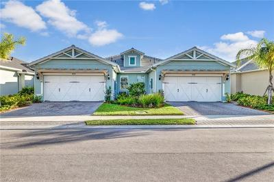 Estero Condo/Townhouse For Sale: 10730 Manatee Key Ln