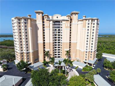 Naples Condo/Townhouse Pending With Contingencies: 1001 Arbor Lake Dr #707
