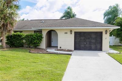 Single Family Home Pending With Contingencies: 38 Willoughby Dr