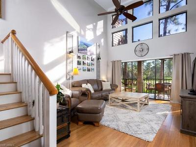 Bonita Springs Condo/Townhouse For Sale: 27137 Oakwood Lake Dr