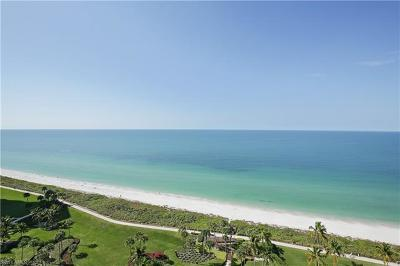 Condo/Townhouse Sold: 4551 Gulf Shore Blvd N #1103