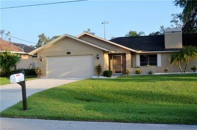 Fort Myers Single Family Home Pending: 8153 Winged Foot Dr