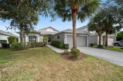 Estero Single Family Home Pending With Contingencies: 21563 Brixham Run Loop