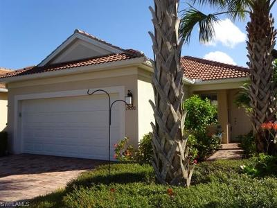 Bonita Springs Single Family Home For Sale: 15092 Estuary Cir