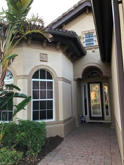 Lely Resort Single Family Home For Sale: 7864 Valencia Ct