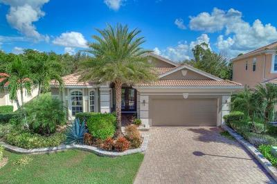 Estero Single Family Home For Sale: 19884 Maddelena Cir