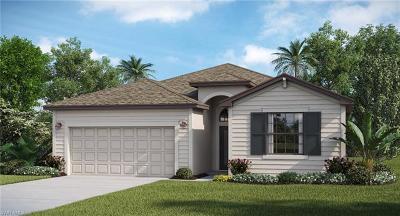 Fort Myers Single Family Home For Sale: 14442 Vindel Cir