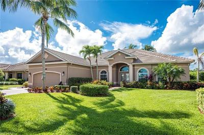 Single Family Home For Sale: 8921 Lely Island Cir