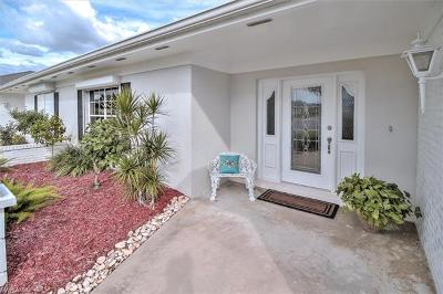 Fort Myers Condo/Townhouse For Sale: 7071 E Brandywine Cir