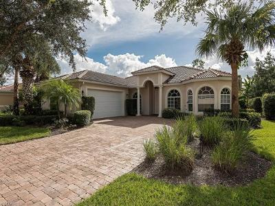 Naples Single Family Home For Sale: 3782 Recreation Ln