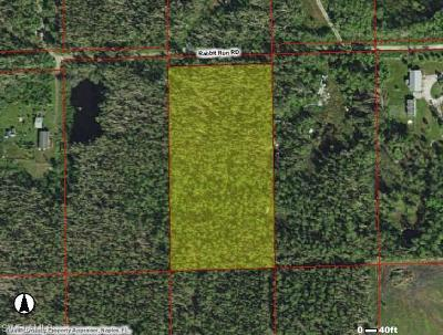 Naples Residential Lots & Land For Sale: Rabbit Run Rd