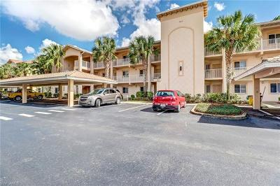 Naples Condo/Townhouse For Sale: 7815 Regal Heron Cir #301