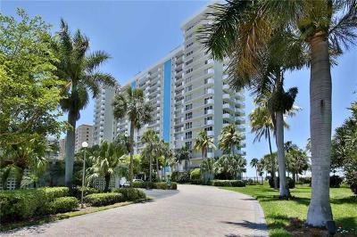 Marco Island Condo/Townhouse For Sale: 140 Seaview Ct #1705