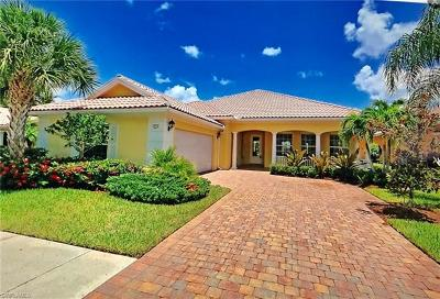 Naples Single Family Home For Sale: 7875 Portofino Ct