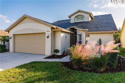 Bonita Springs Single Family Home For Sale: 25160 Golf Lake Cir