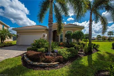 Estero Single Family Home For Sale: 19557 Casa Verona Ct
