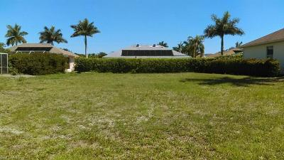 Marco Island Residential Lots & Land For Sale: 1434 Biscayne Way